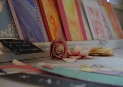 Unika och handgjorda kort i Ulva Kvarn! för bröllop, födelsedagar, gratuleringar...you name it!