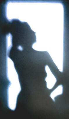 """""""Spegeln"""", utställning """"skuggornas ljus"""" av Aliona Meret, Alvens Ateljé"""
