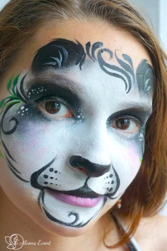 ansiktsmålning ulva kvarn